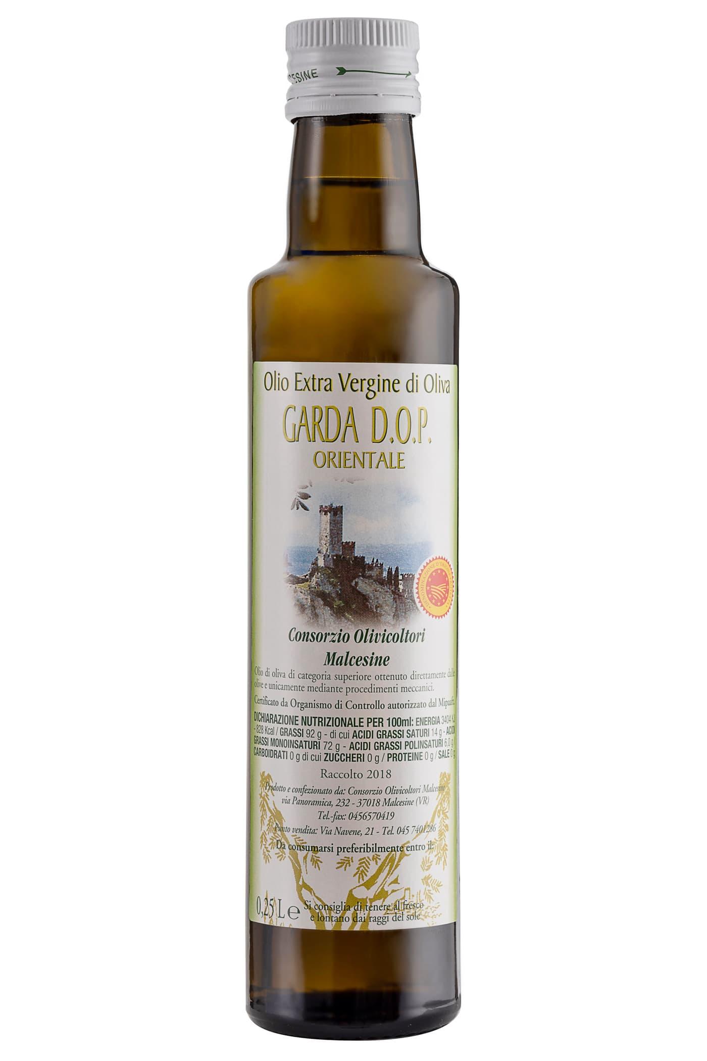 Garda DOP Orientale <br>Natives Olivenöl Extra  0,25 L