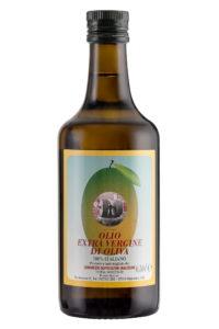 Olio Extravergine di Oliva Italiano del Consorzio Olivicoltori Malcesine