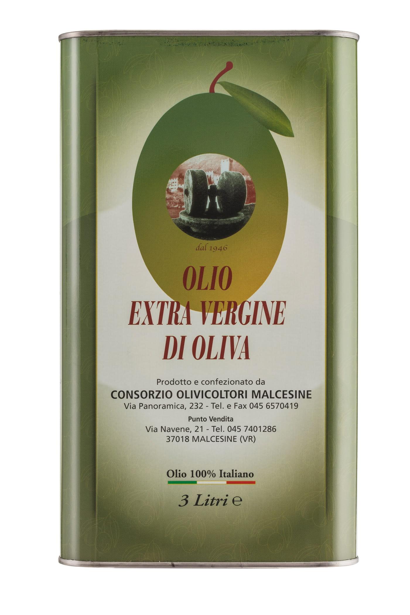 Natives Olivenöl Extra 3 L