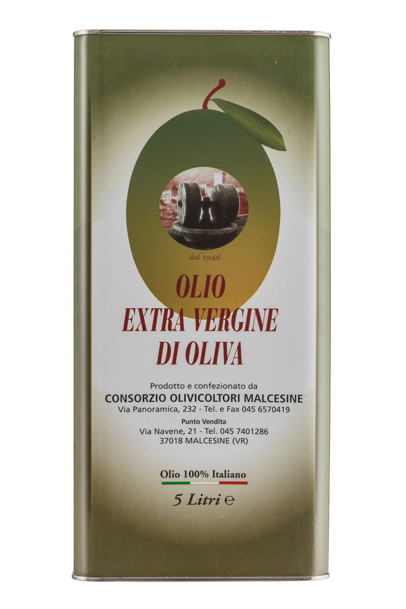 Natives Olivenöl Extra 5 L