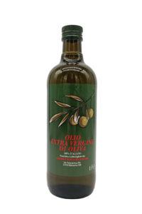 Olio Extravergine d'Oliva Prodotto e Imbottigliato a Malcesine 2020 1L